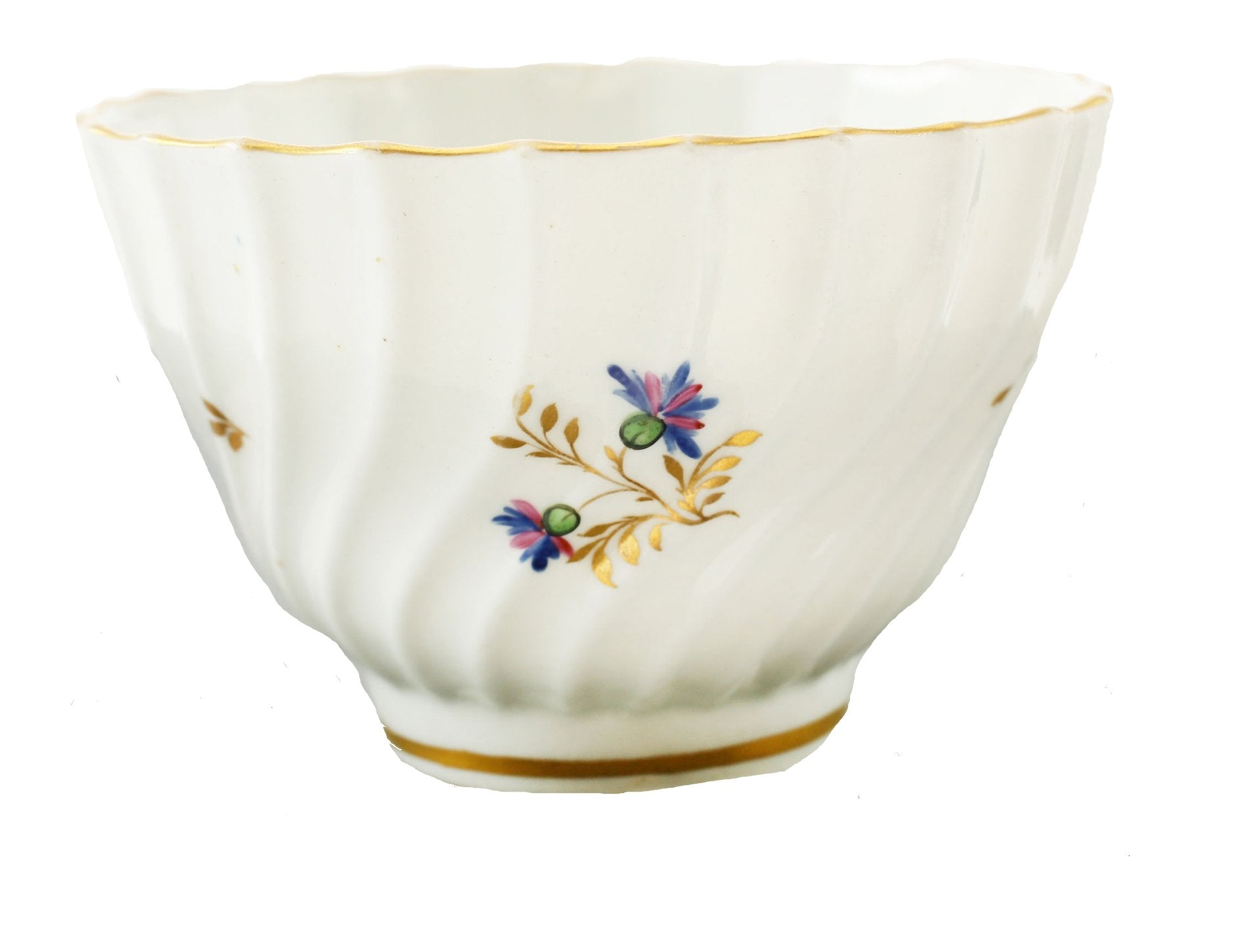 ENGLISH PORCELAIN TEA BOWL. C.1804-13 - Fagan Arms