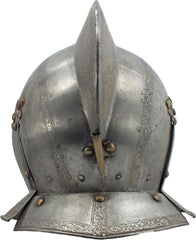 A Fine German Burgonet C.1580 By Hans Becher - Product