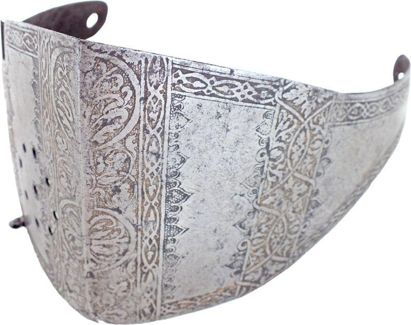 A Milanese Visor For A Close Helmet C.1580 - Product