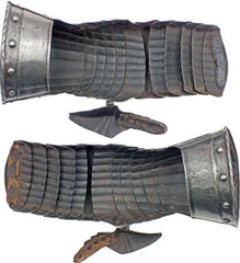 A Pair Of German Gauntlets C.1520 - Product