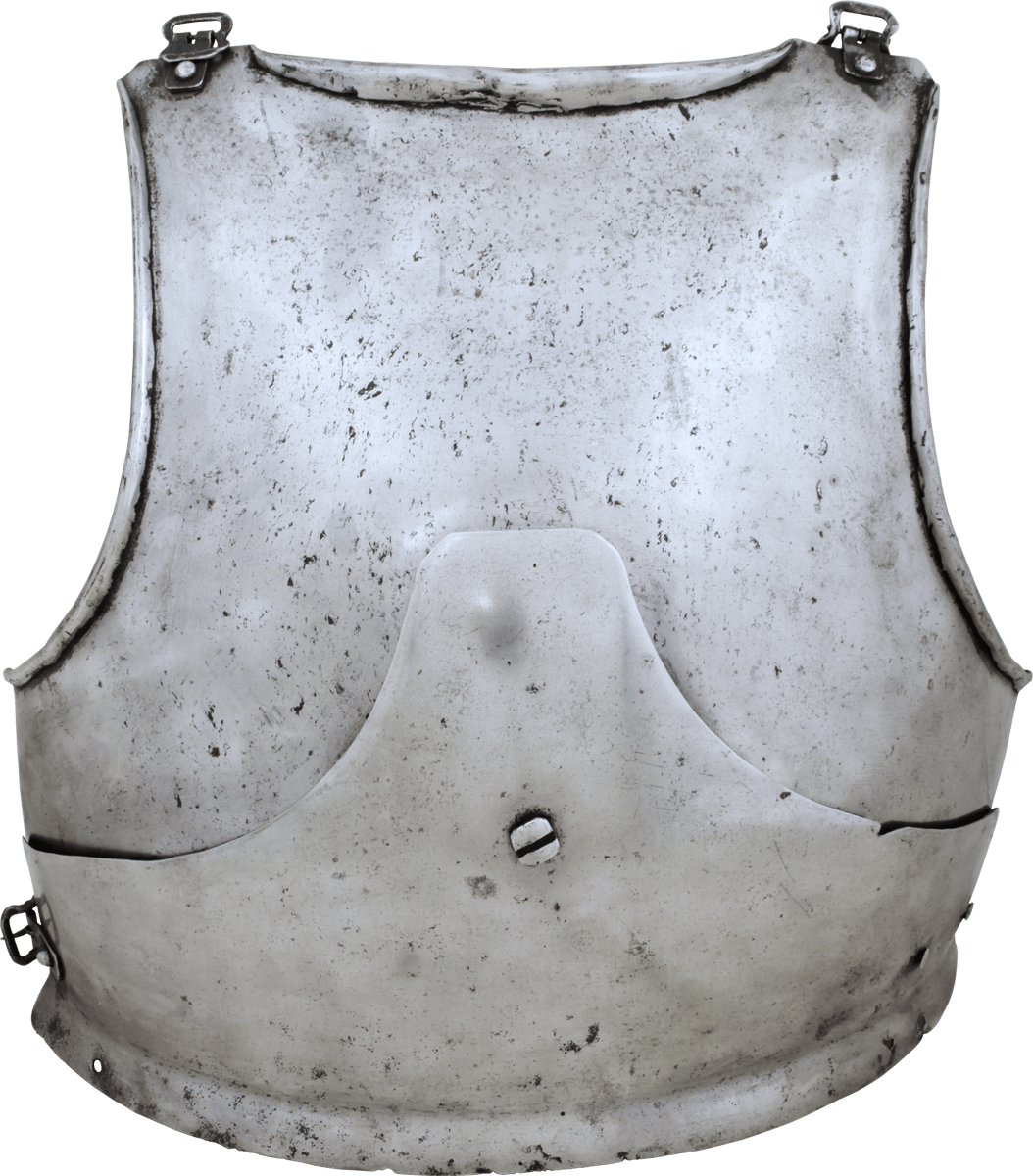A Rare German Gothic Breastplate C.1450-70 - Product