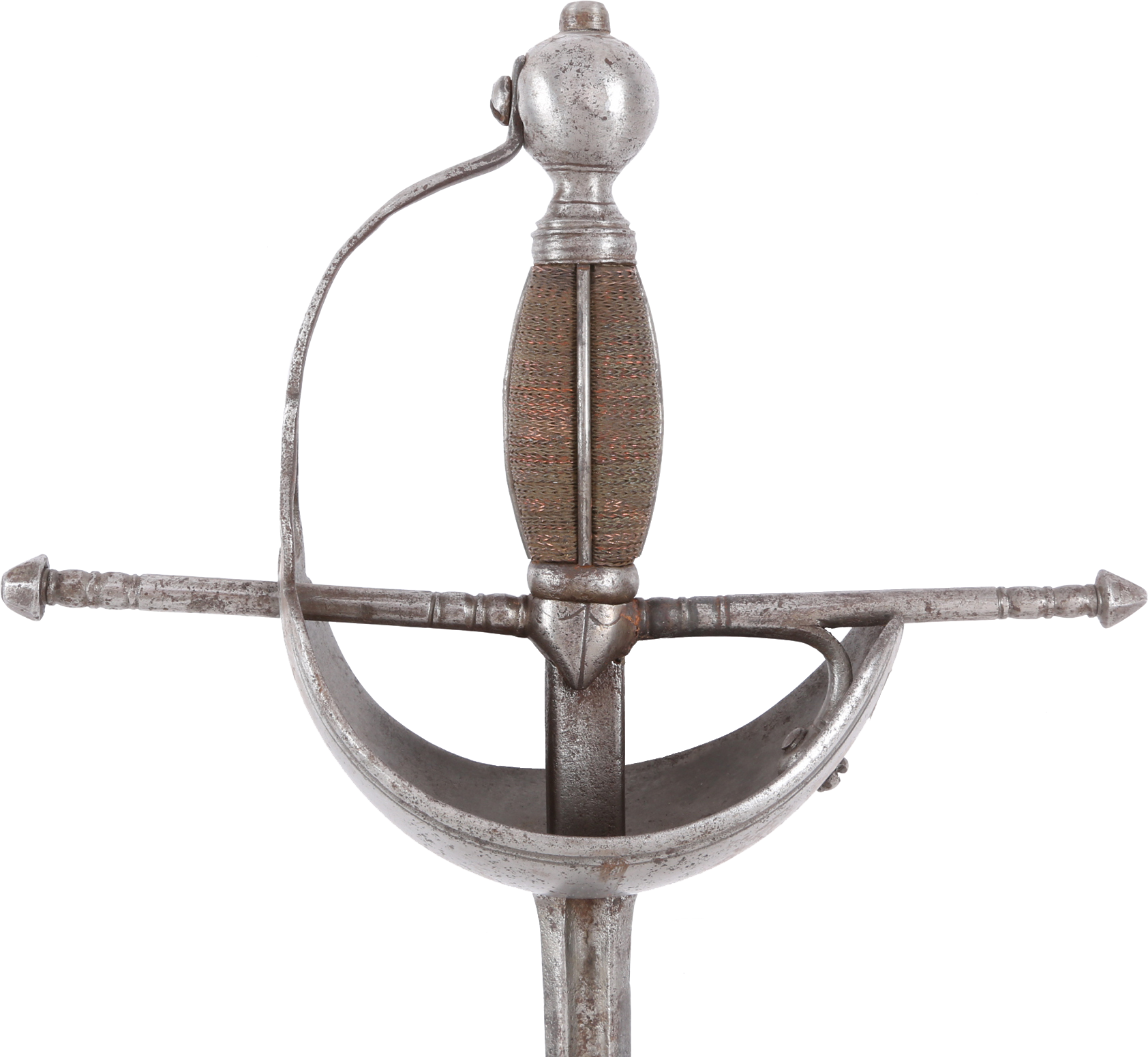 A Spanish Rapier Early 18Th Century - Product