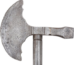 A Very Rare German Combined War Hammer And Axe - Product