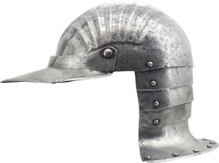 A Very Rare Italian (Milanese) Gothic Casque C.1505-10 - Product