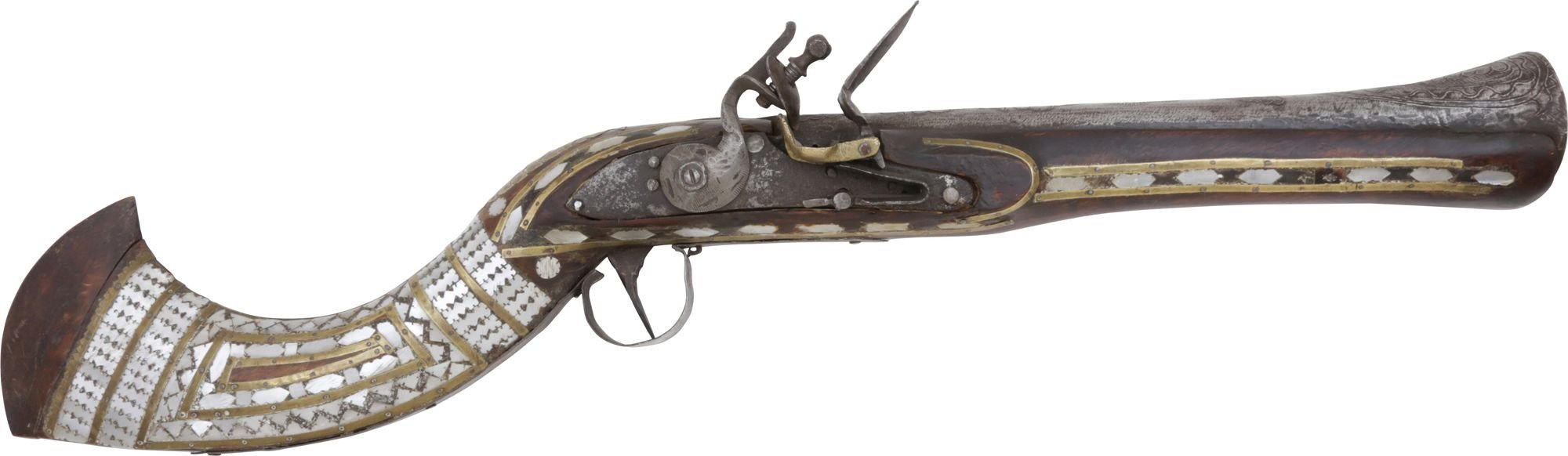 Afghan Flintlock Blunderbuss - Product
