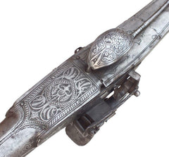 Albanian Miquelet Lock Musket - Product