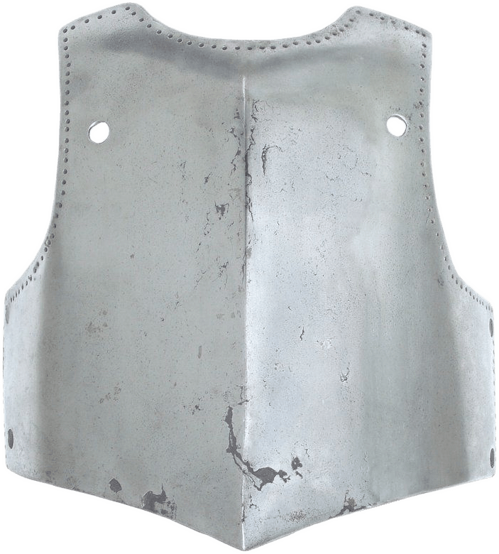 An English Plackart Breastplate C.1630 - Product