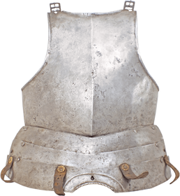 AN ITALIAN BREASTPLATE C.1570
