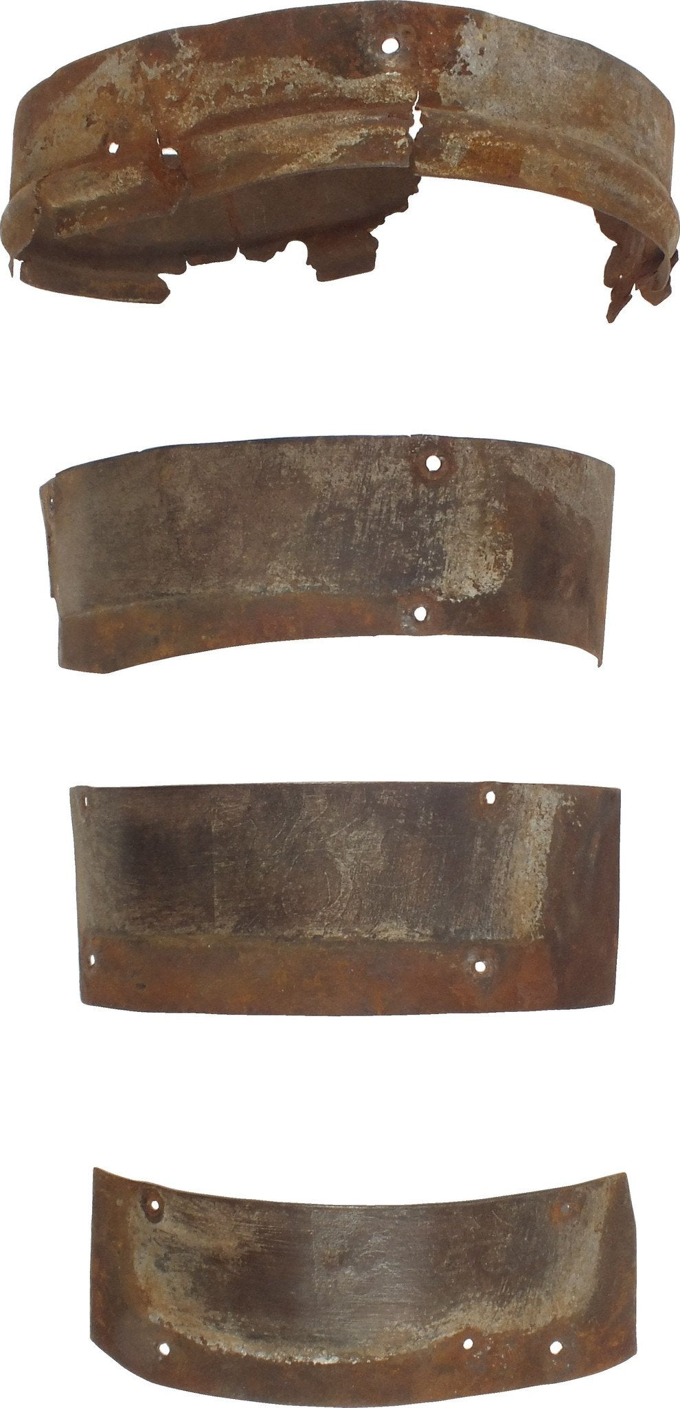Antique Armor Plates - Product