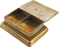 Antique Stamp Box Late 19Th Century - Product
