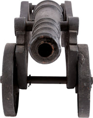 Antique/vintage Cast Iron Cannon - Product