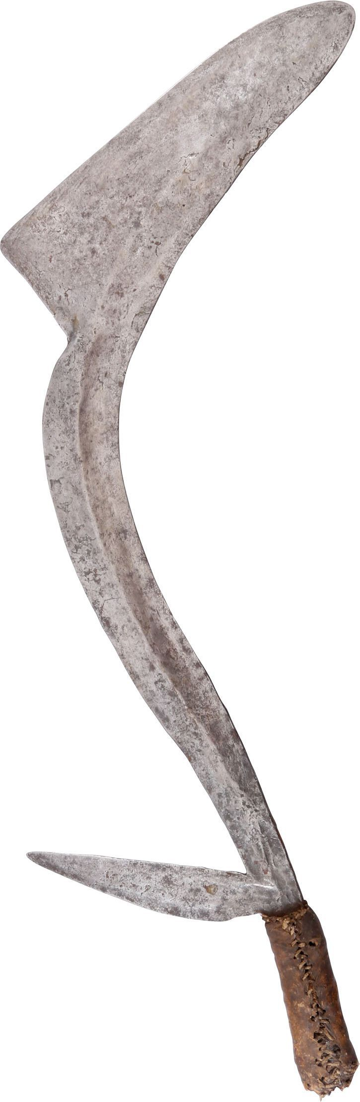 Banda Throwing Knife 19Th Century - Product