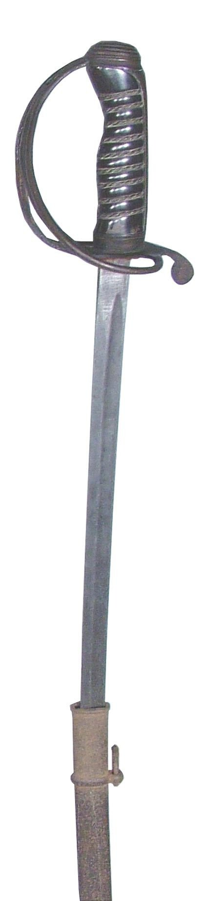 Belgian Officers Sword C.1850-60 - Product