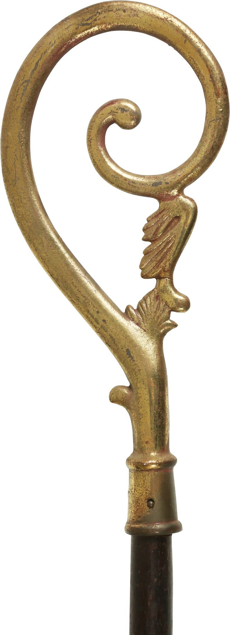 Bishops Crosier 19Th Century Probably C.1850-75 - Product