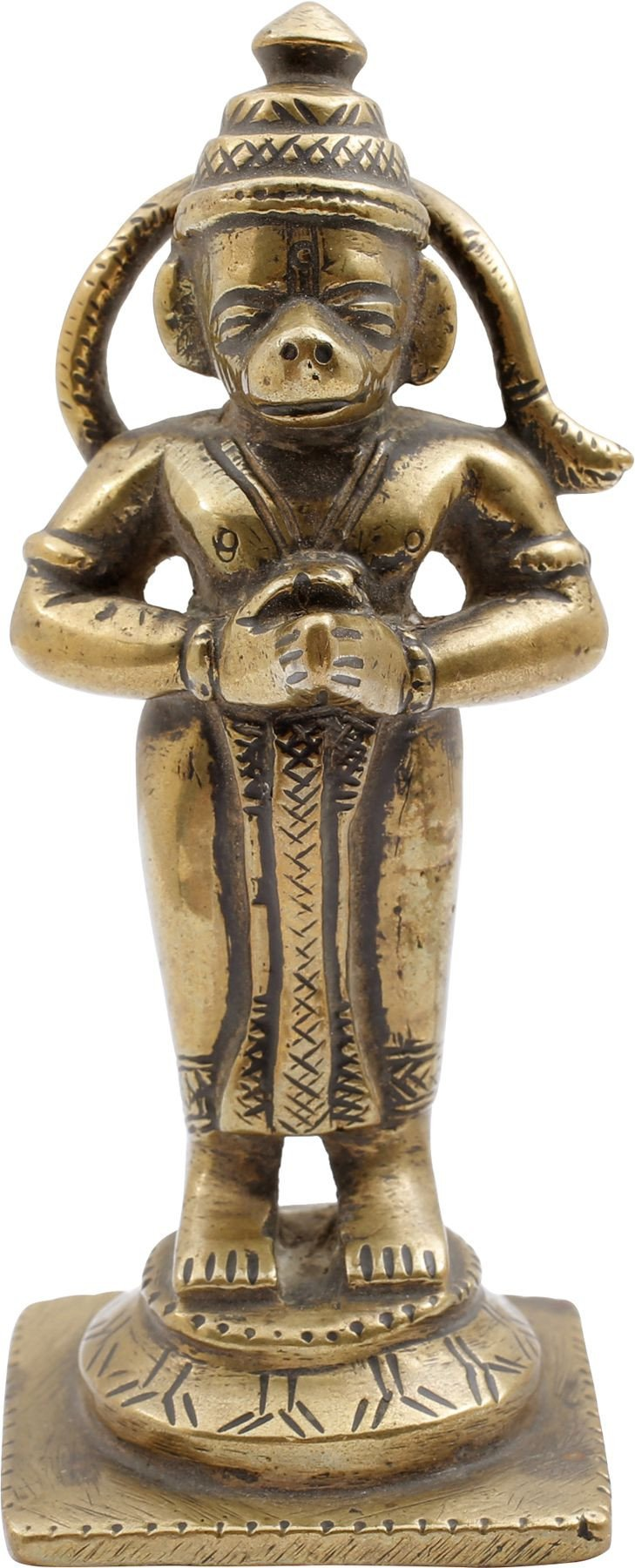 Bronze Figure Of Hanuman - Product