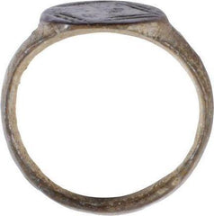 Byzantine Childs Ring From The Holy Land Route 5Th-11Th Century - Product