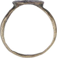 Byzantine Mans Ring 5Th-9Th Century Ad - Product
