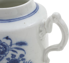 Caughley (English) Mustard Pot C.1770-90 - Product