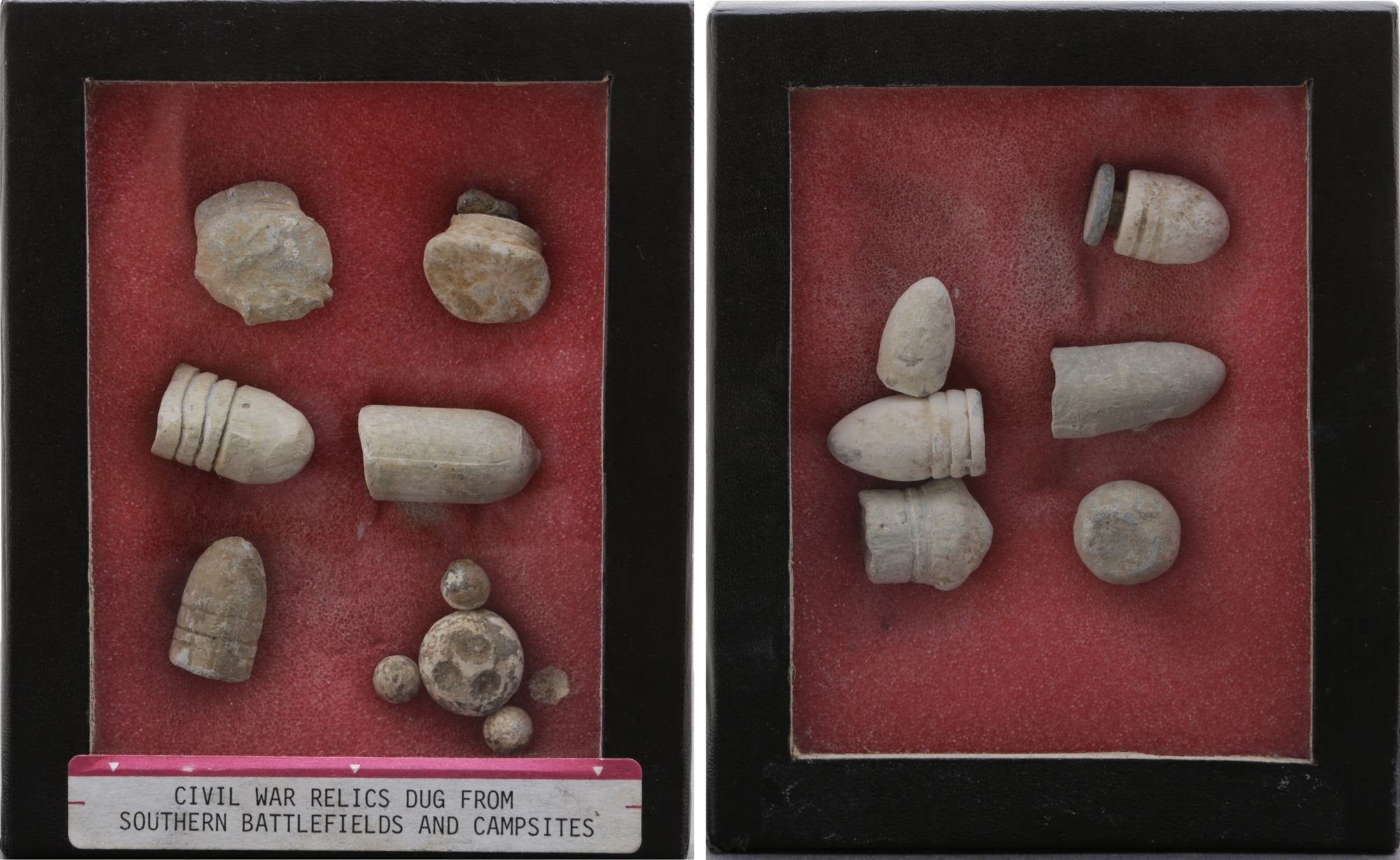 Civil War Bullets - Product