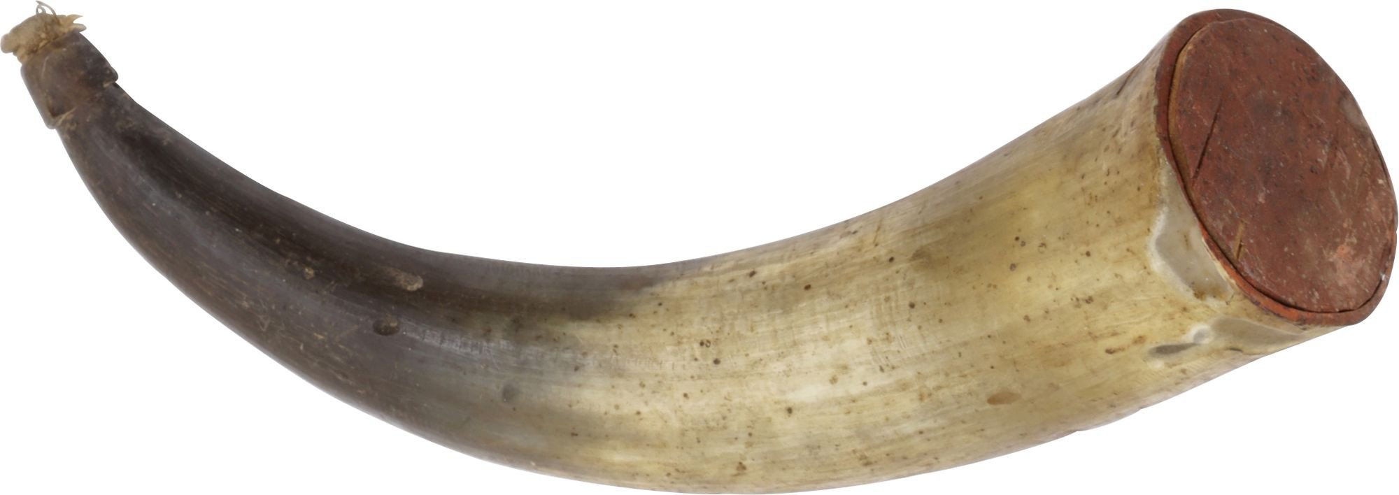 Colonial American Rifle Horn - Product