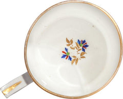 Derby Porcelain Cup And Saucer - Product