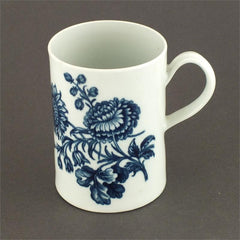 Dr Wall Period Worcester Mug C.1760-70 - Product