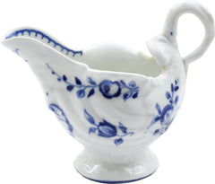 Dr Wall Worcester Small Sauce Boat C.1770-83 - Product