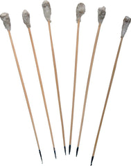 Dayak Blow Pipe Darts And Container - Product
