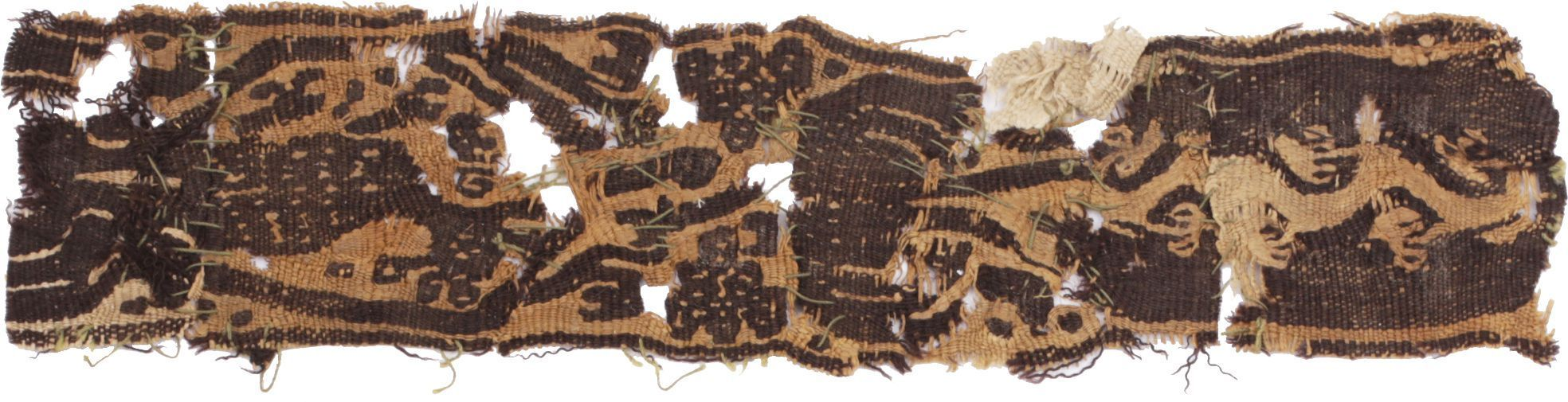 EGYPTIAN COPTIC CLOTH, 350-500 AD - Fagan Arms