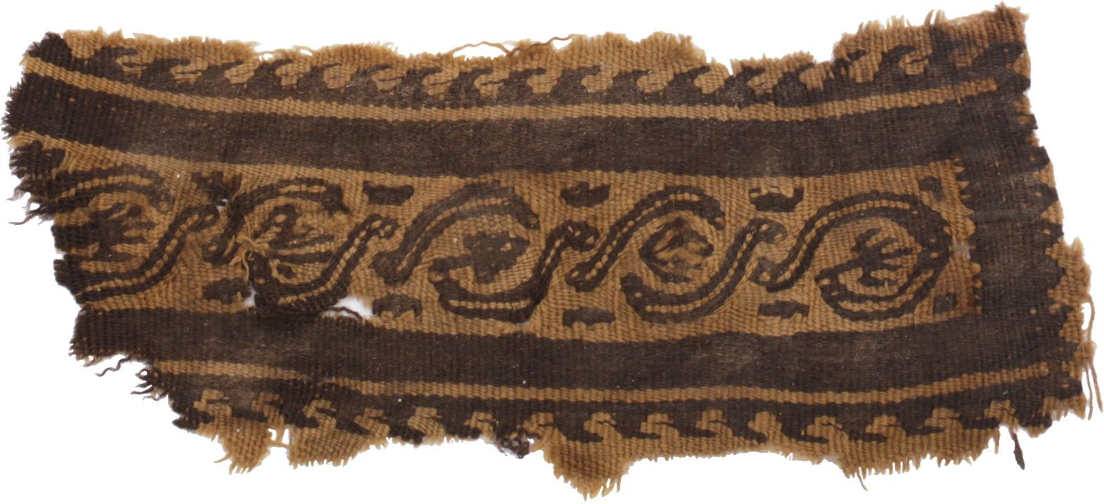 Egyptian Coptic Cloth 4Th-5Th Century Ad - Product