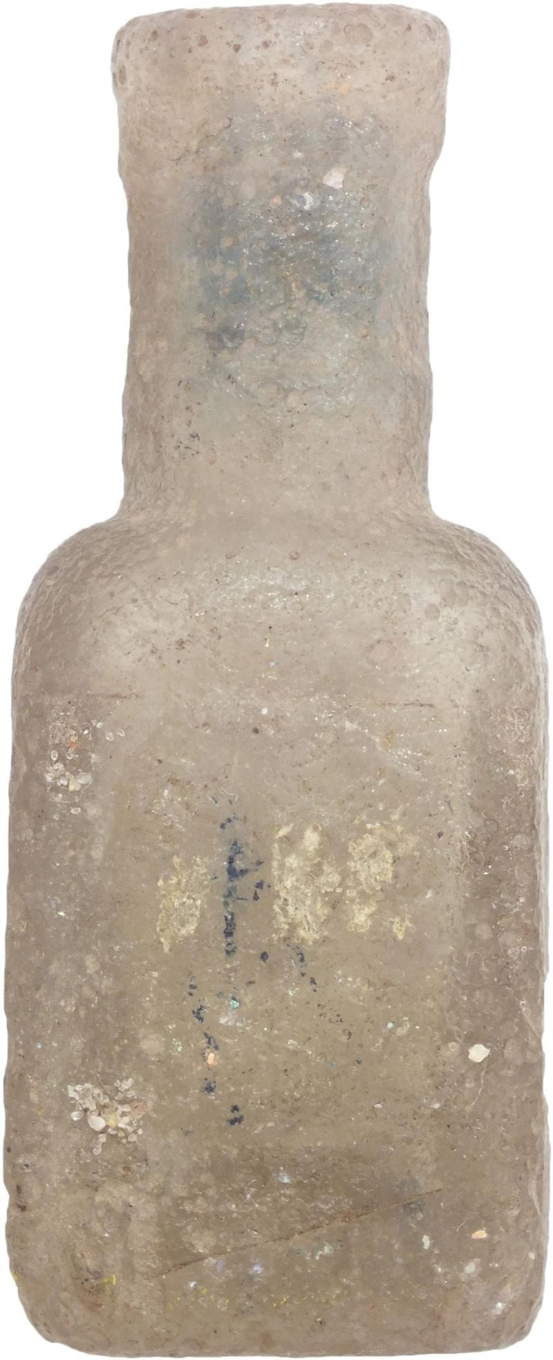 EGYPTIAN GLASS SCENT BOTTLE 500-400 BC - Fagan Arms