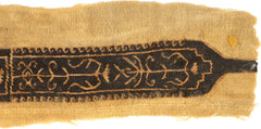 EGYPTIAN CLOTH PANEL, 4th CENTURY AD - Fagan Arms