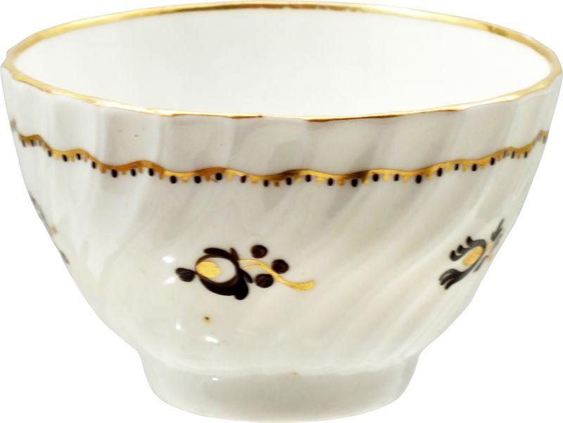 English Export Tea Bowl C.1780 - Product