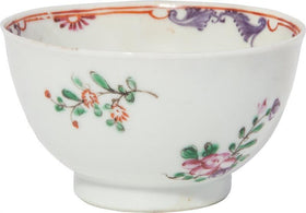 ENGLISH EXPORT TEA BOWL