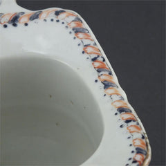 English Lowestoft Porcelain Pitcher C.1790 - Product
