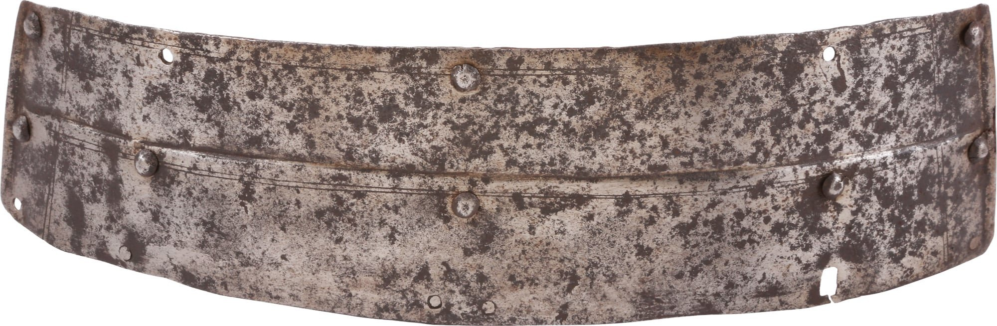 European Pikemans Tasset Plate C.1620 - Product