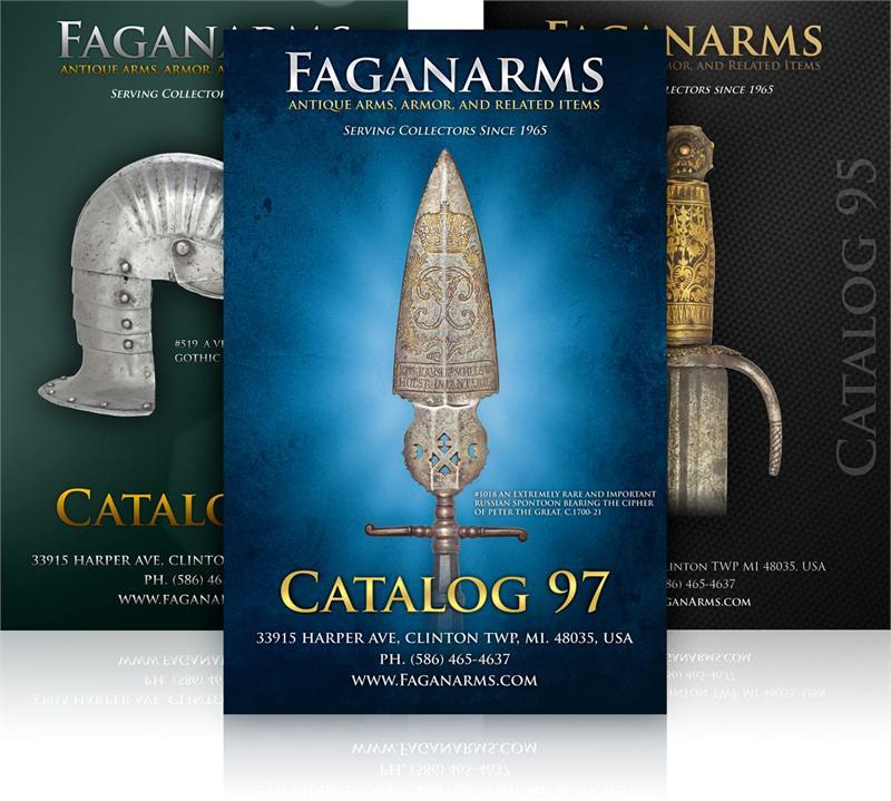 Fagan Arms Catalog Subscription (Usa) - Product / Catalog