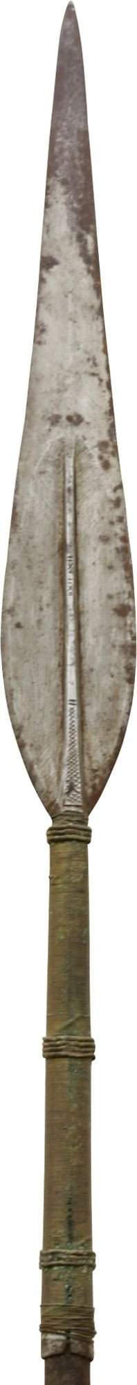 Fine Danakil (Afar) Infantry Spear C.1850-70 - Product