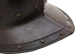 Fine English Pikemans Helmet C.1635-45 - Product