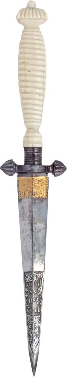 Fine French Prostitutes Dagger C.1870-80 - Product