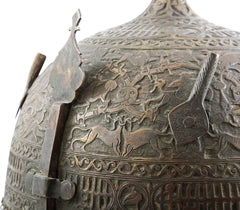 Fine Indopersian Parade Helmet - Product