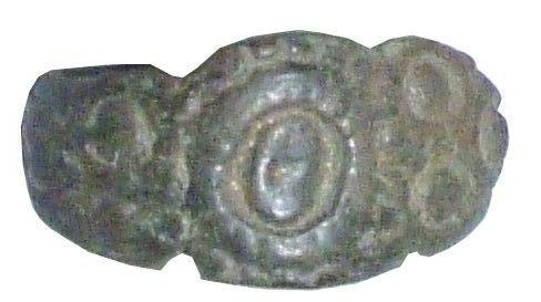 Fine Mediterranean Bronze Ring C.1500 - Product