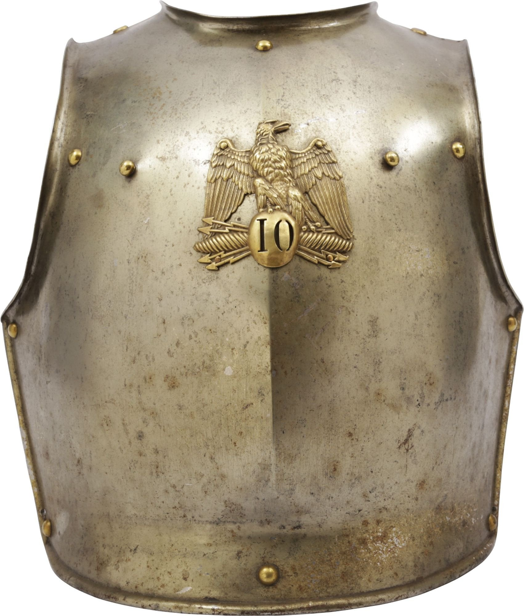 French Cuirassiers Breastplate C.1840 - Product
