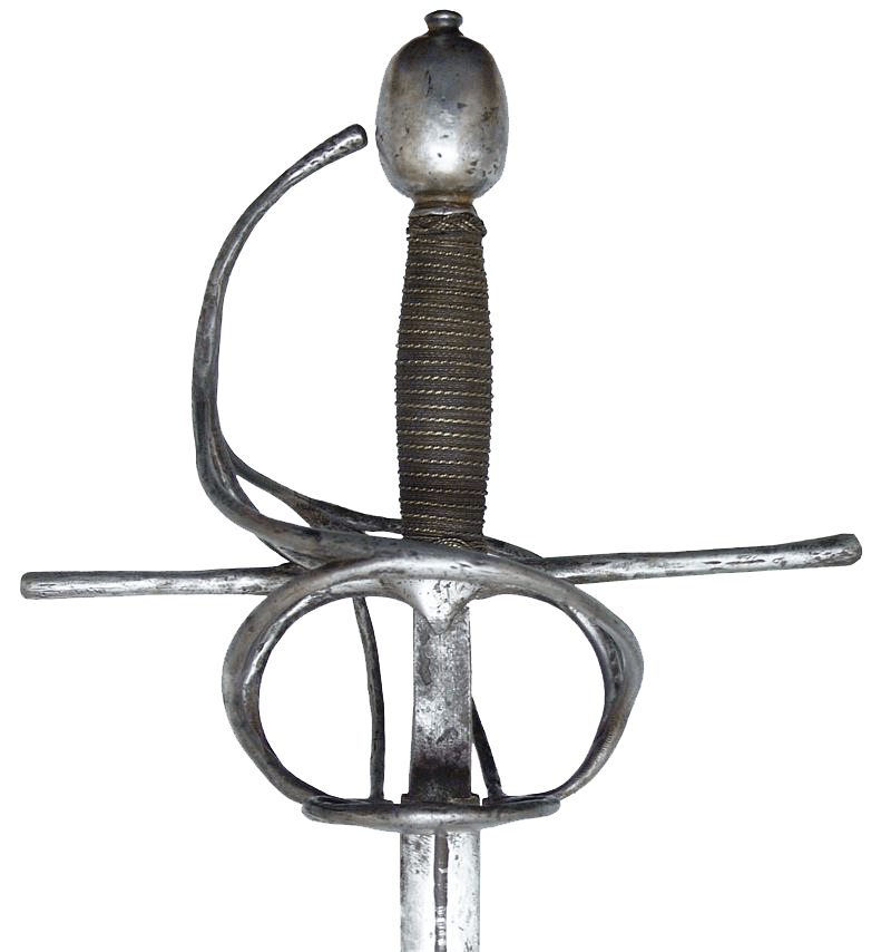 German Swept Hilt Rapier C.1580 - Product