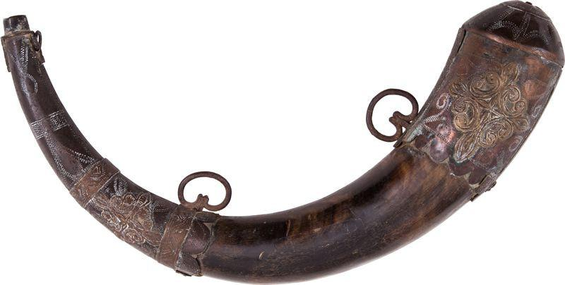 Good Moroccan Powder Horn - Product