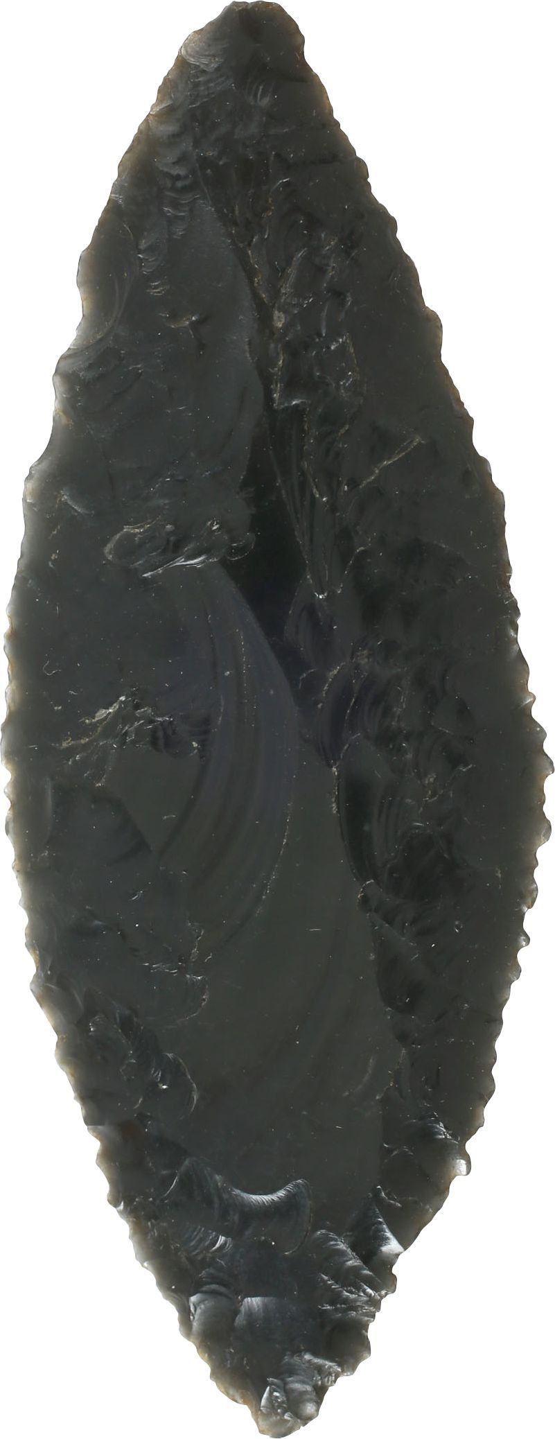 Good Pre-Columbian Obsidian Spear Point - Product