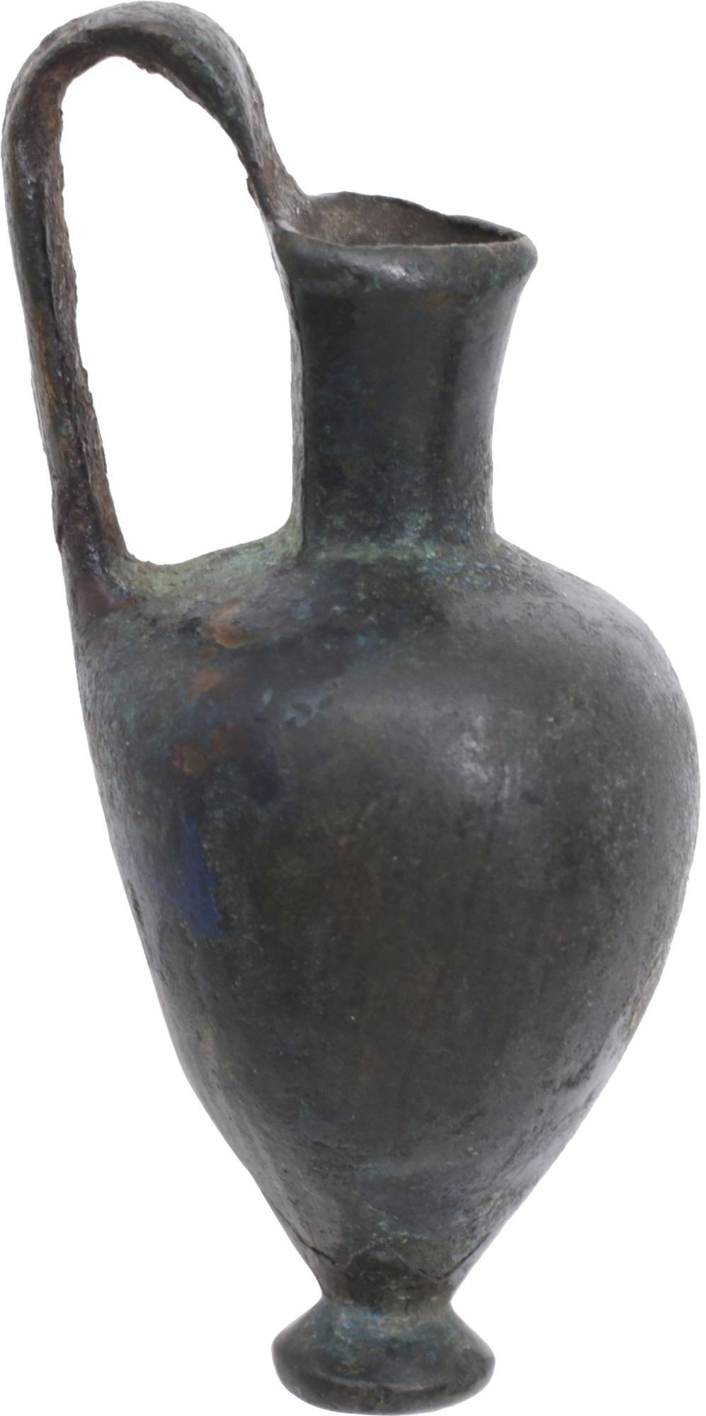 Greek Bronze Votive Vessel C.500 Bc - Product