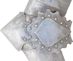 Heavy Articulate Right Arm From A Victorian Armor - Product