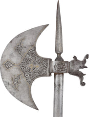 Huge Indopersian Battle Axe - Product