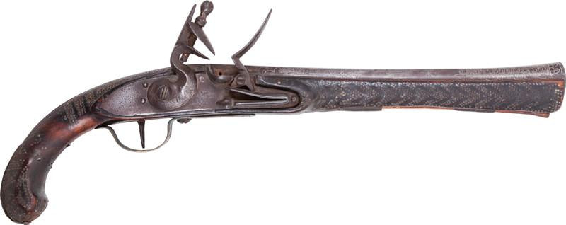 Indopersian Flintlock Pistol - Product
